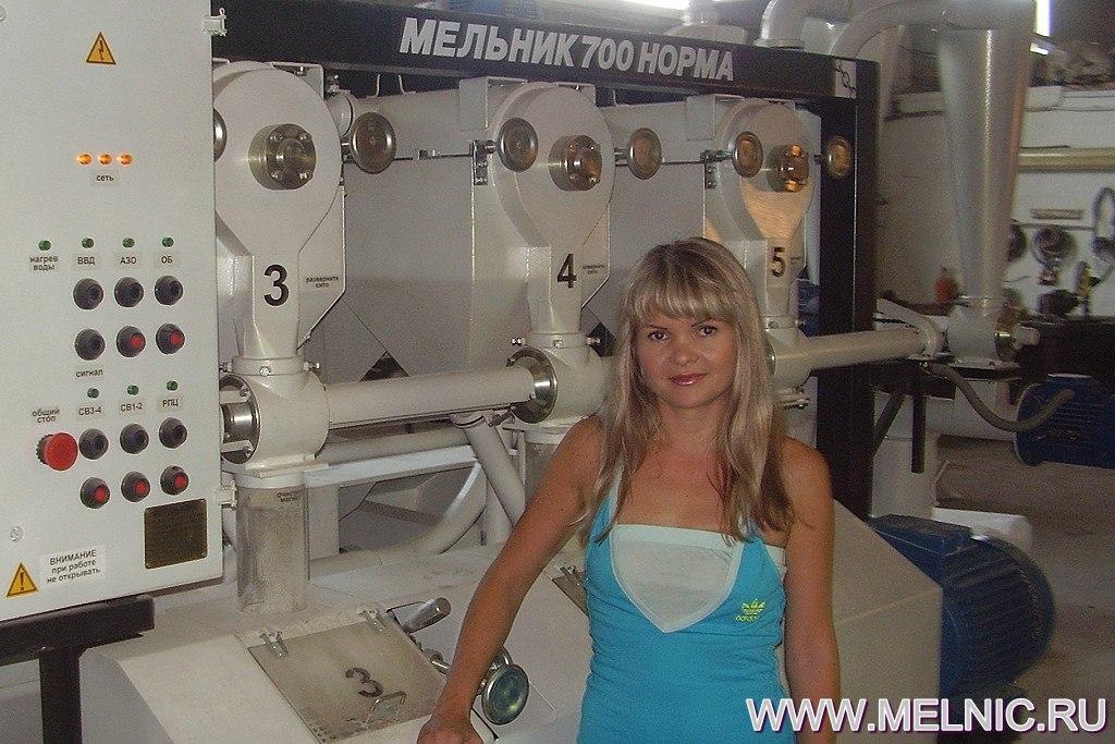 МЕЛЬНИК 700 Норма после запуска в 2012 году