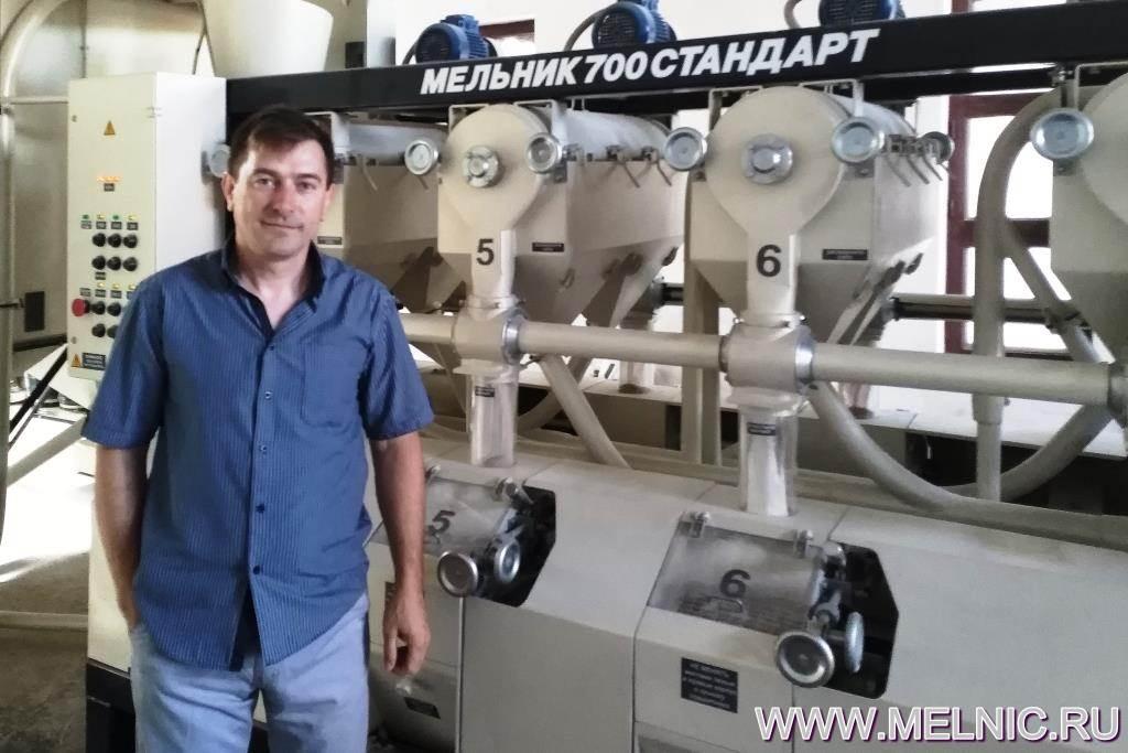 МЕЛЬНИК 700 Стандарт в Молдавии