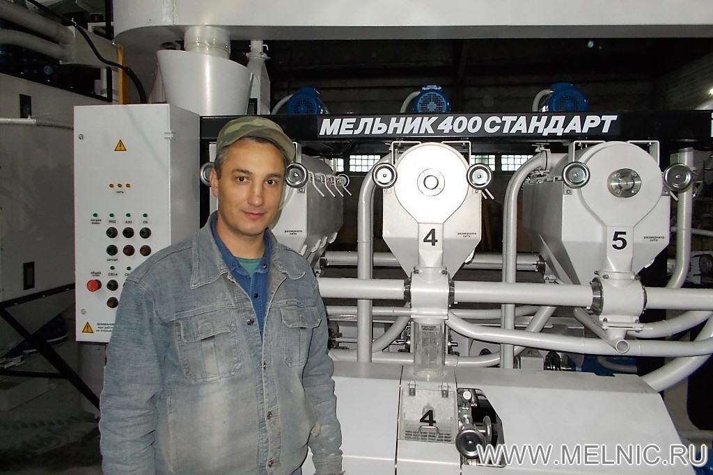 МЕЛЬНИК 400 Стандарт в Челябинской области
