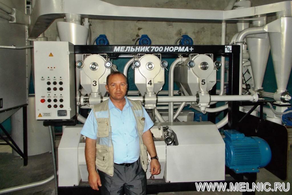 Мельница МЕЛЬНИК 700 Норма+ в Приморском крае